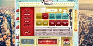 Manhattan Slots Casino Review 3