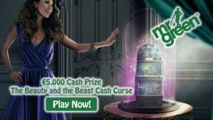 Mr Green Casino Beauty and the Beast Slot