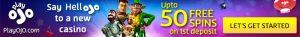 playojo casinowelcome bonus