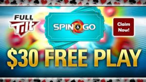 PokerStars Spin n Go Free Play