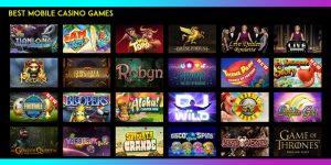 Vegas Mobile Casino Review 1