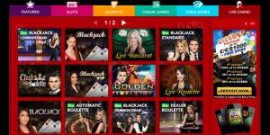 Vegas Mobile Casino Review 3