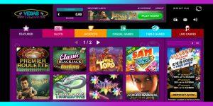 Vegas Mobile Casino Review 4