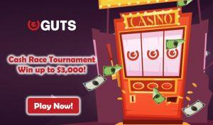 Casino Cash Race - Guts Casino