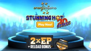 EnergyCasino Reload Bonus