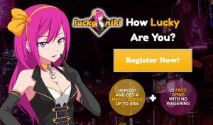 Lucky Niki Casino Review
