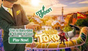 Online Slot Tournament - Wild Toro Slot (Mr Green Casino)