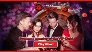 PKR Casino VIP Club Levels