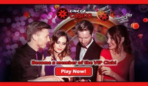PKR Casino VIP Club (PKR Casino Review)