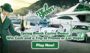 Spring Break Casino Bonus