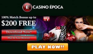 Casino Epoca App