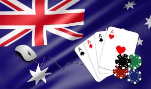 Australia online poker ban