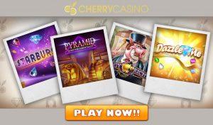 Cherry Casino no deposit bonus code