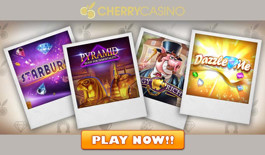 Your Cherry Casino No Deposit Bonus Code Brings 20 Free