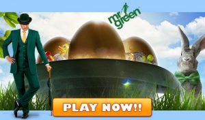 Mr Green Casino Easter Promotion