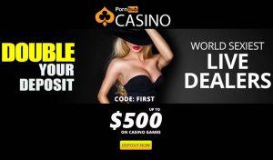 Pornhub Casino Review