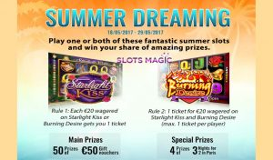 summer dreaming competition