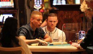 wayne rooney in casino