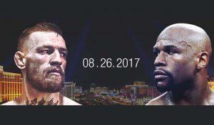 Floyd Mayweather vs Conor McGregor betting odds
