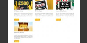 Play Cosmo Casino Review