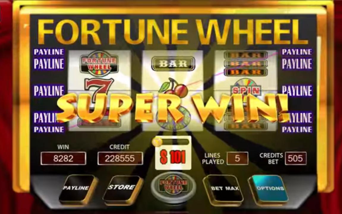 казино слот бонус