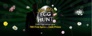 Jack Pot's Egg Hunt