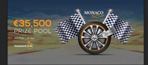 win VIP tickets to the Monaco Grand Prix