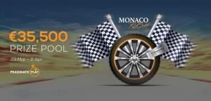 VIP tickets to the Monaco Grand Prix