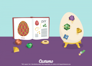Easter Promotion at Casumo CAsino