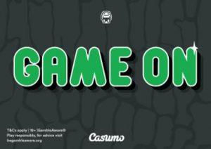 games at Casumo Casino