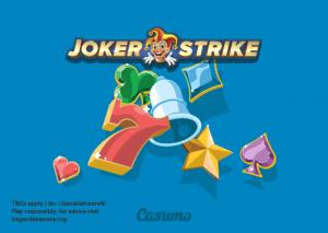 play joker strike at casumo