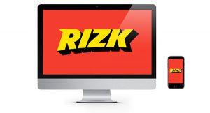 Push gaming at rizk
