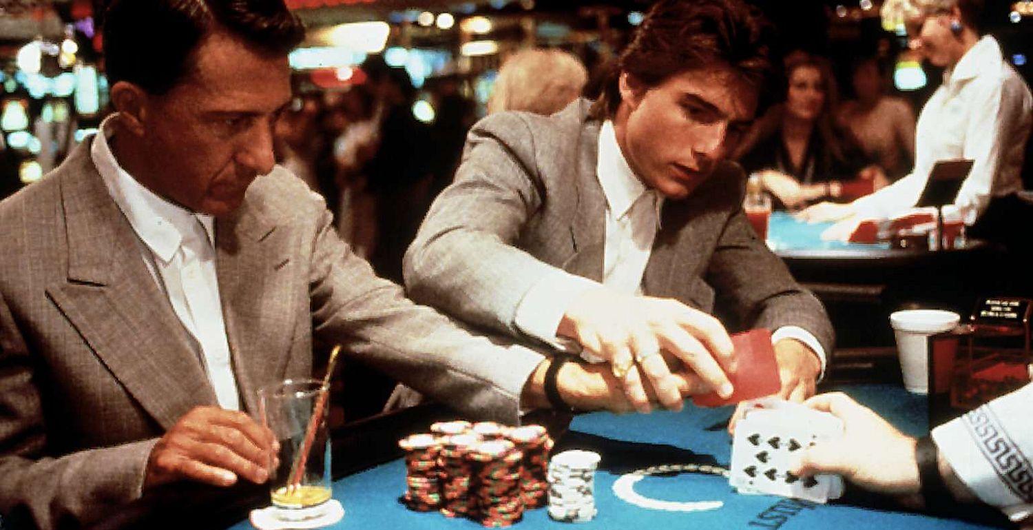 confident gambling movies