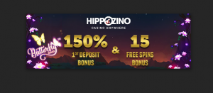 hippozino welcome bonus