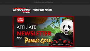 panda's gold bonus at intertops