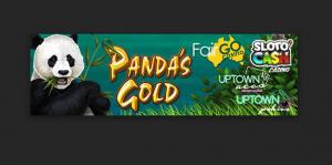 panda's gold with a bonus