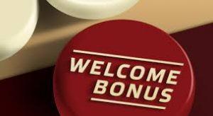 welcome bonus definition