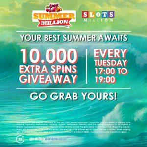 summer million tuesday