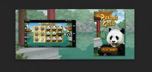 panda's gold at golden euro