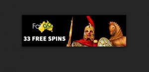 33 free spins on fair go