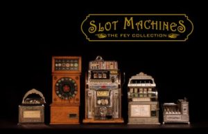 the history of the slot machines