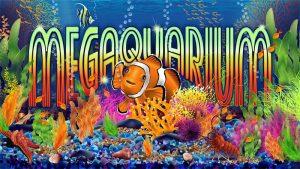 22 free spins on megaquarium