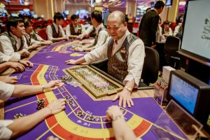 gambling economies