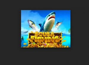 scuba fishing at golden euro