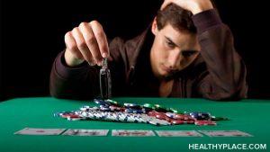 addiction to gambling