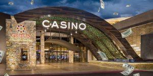 smoke-free gambling area