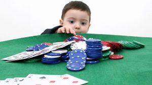 gambling children