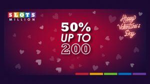 Slotsmillion_valentine_bonus