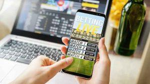 telephone betting