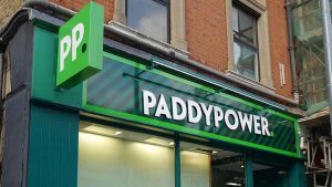 Tom Watson joined Paddy Power